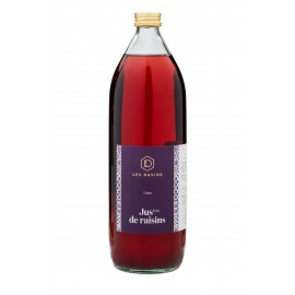 Jus de Raisins Rouges Bio